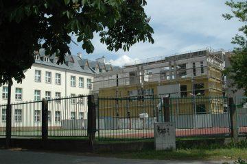 Rozbudowa szkoły na ul. Cietrzewia