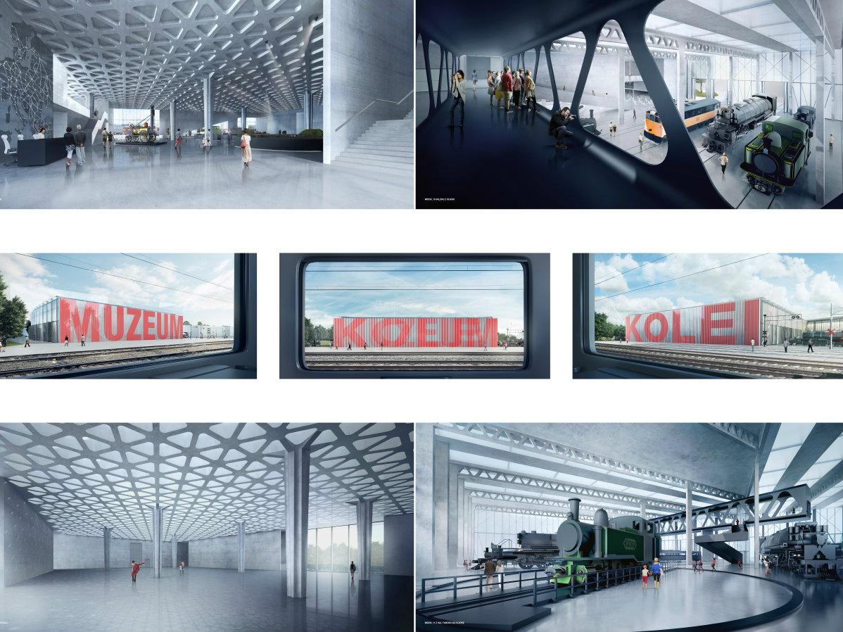 Wyniki konkursu na koncepcję architektoniczną Stacji Muzeum. Zobacz wizualizacje!