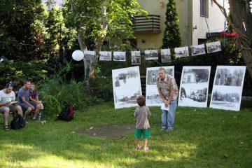 Reportaż Polskiego Radia o Festiwalu Otwarte Ogrody we Włochach