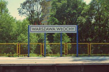 Remont linii kolejowej 447: rusza przebudowa stacji PKP Warszawa Włochy