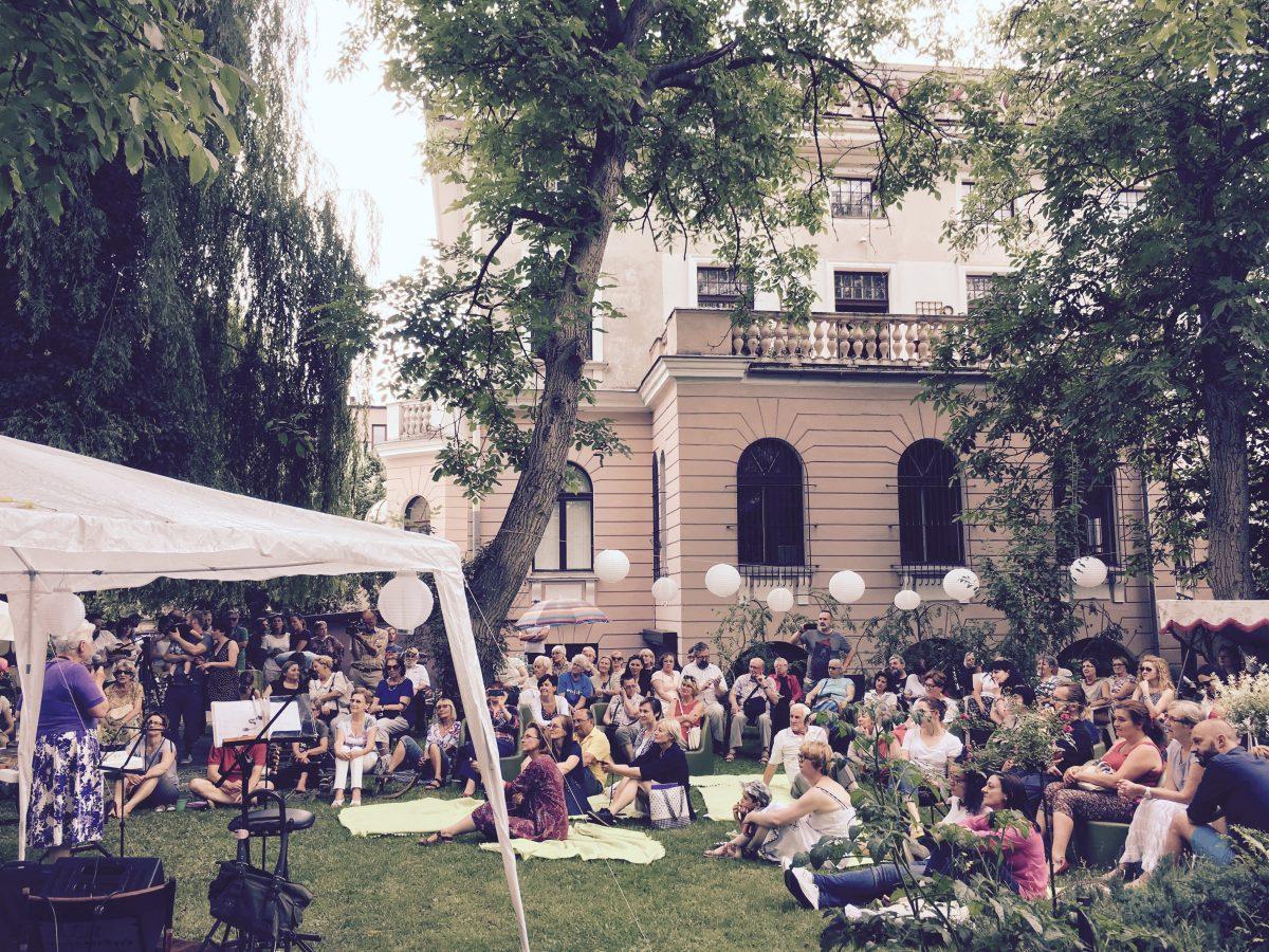 Festiwal Otwarte Ogrody 2017 we Włochach – RELACJA