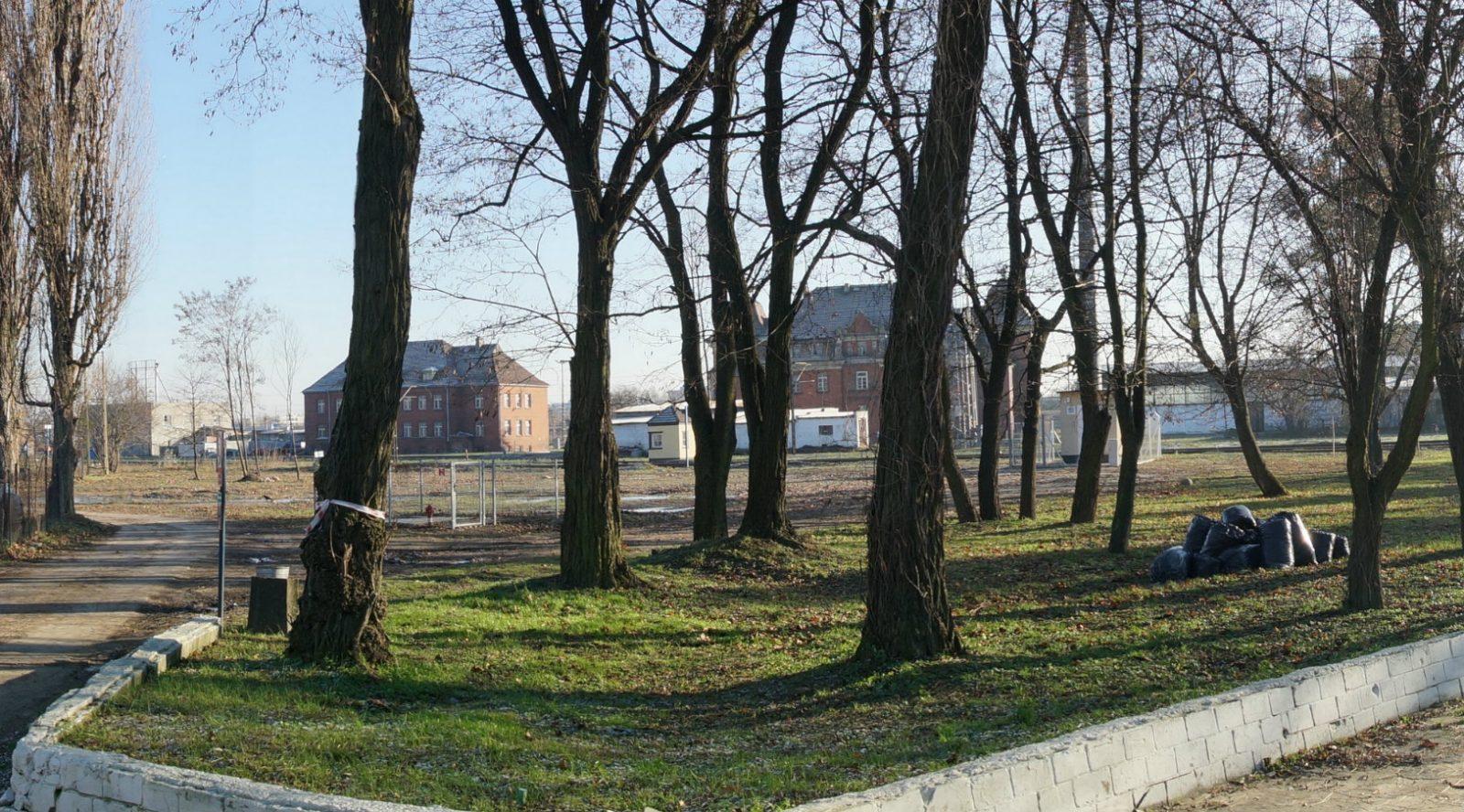 Co z budową Stacji Muzeum na Odolanach?