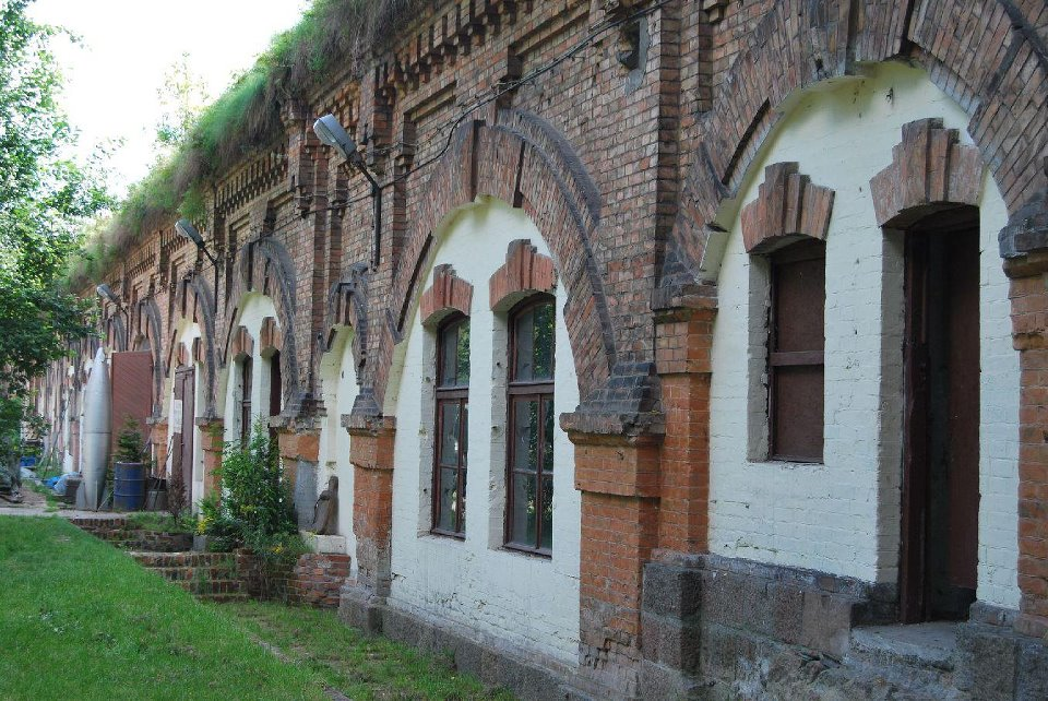 Fort V Włochy z unijnym dofinansowaniem!