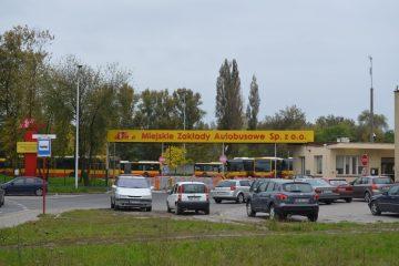 Zmiany w kursowaniu autobusów na ul. Instalatorów