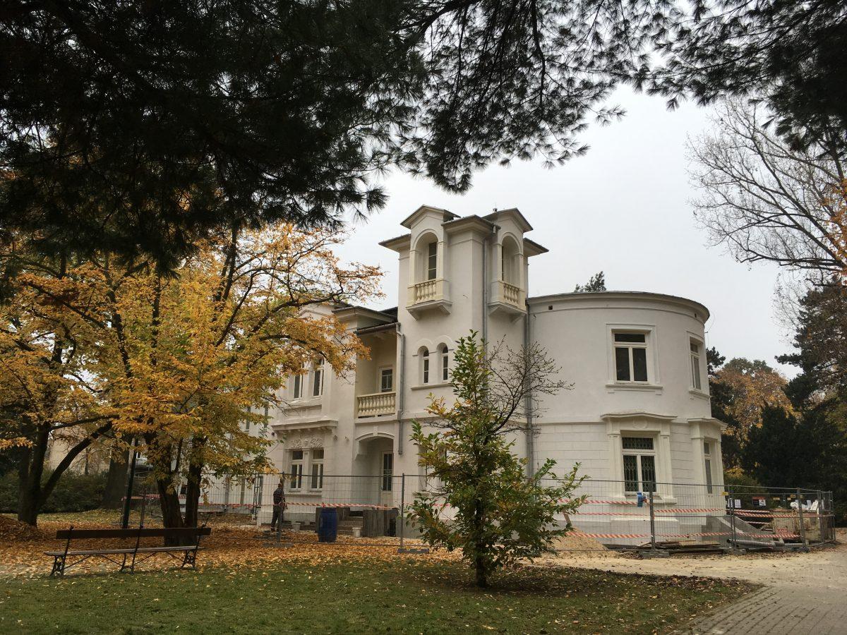 Remont Pałacyku Koelichenów. Ponowne otwarcie biblioteki w 2018 r. [WYWIAD]