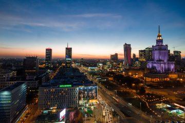 Uchwała o nowym studium dla Warszawy przyjęta