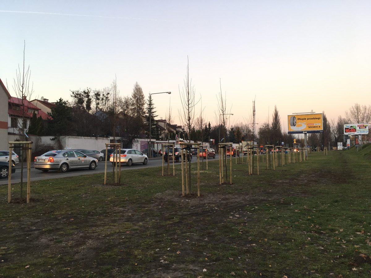 Radni wnioskują o zmianę przebiegu drogi wojewódzkiej 719. Cel: odciążyć Dźwigową i Chrobrego