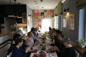 Sąsiedzkie Śniadanie z dyrektor ZGN Włochy