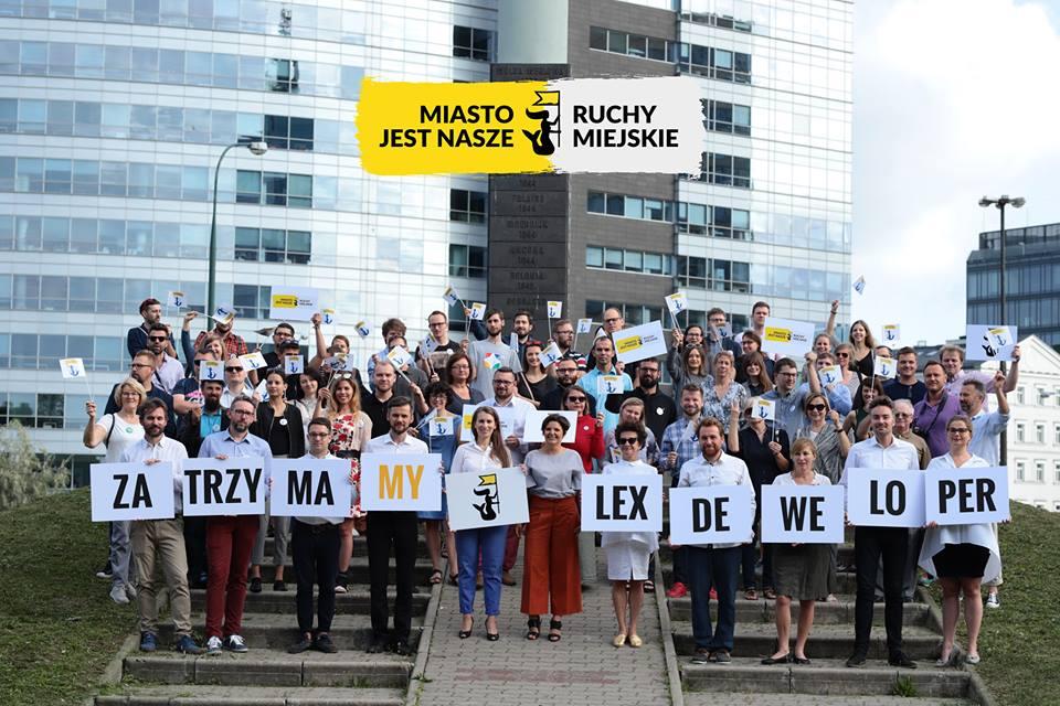 Startujemy do Rady Warszawy!