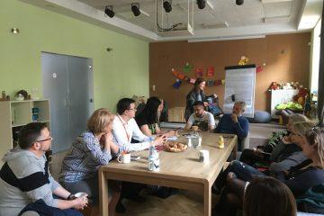 Spotkanie mieszkańców z Zarządem Zieleni