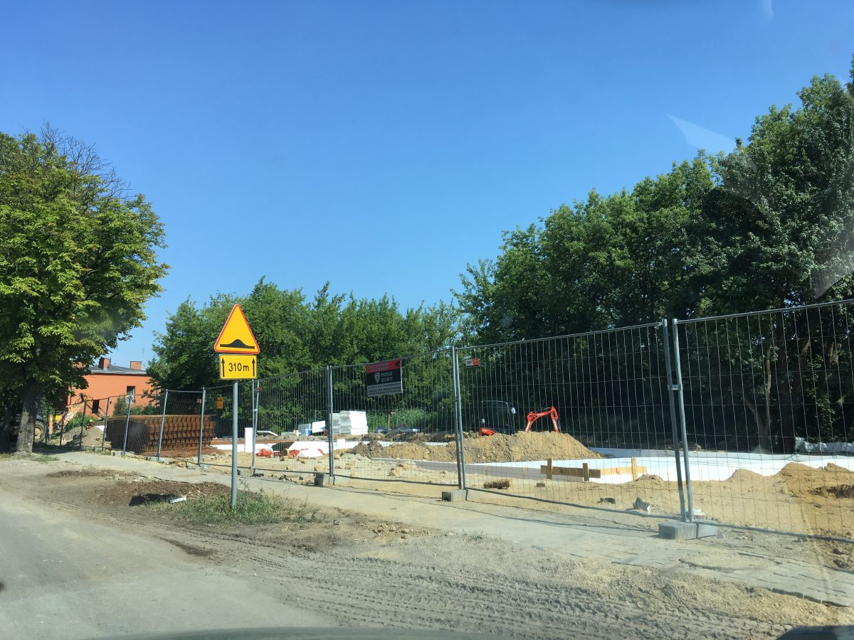Trwa budowa przedszkola na ul. Parowcowej