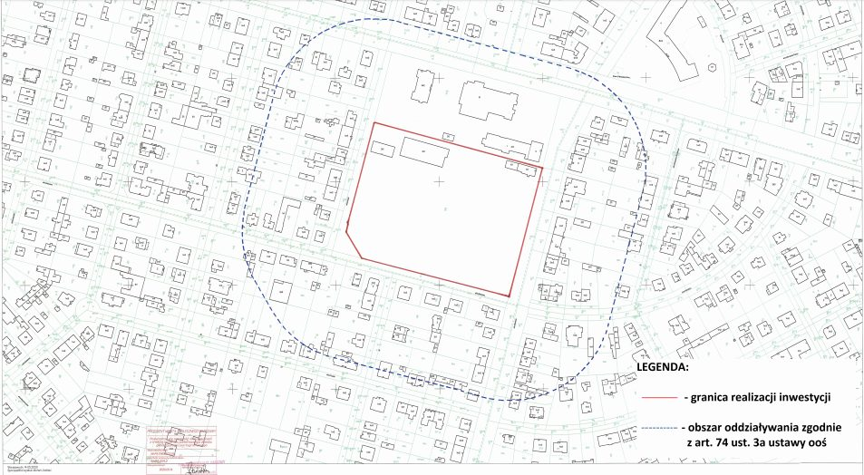 Sąsiedzkie Włochy stroną postępowania ws. zabudowy KS Przyszłość