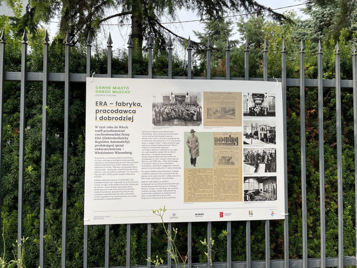 Nasza wystawa w Parku Kotańskiego